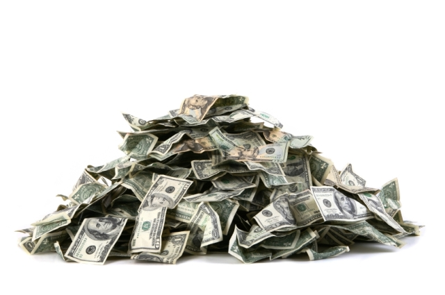 Money, money, money.. (Pink Floyd)