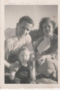 Jim Dad Mother 1956