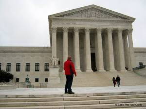 The Supreme Court of the United States. The body that made our move possible!
