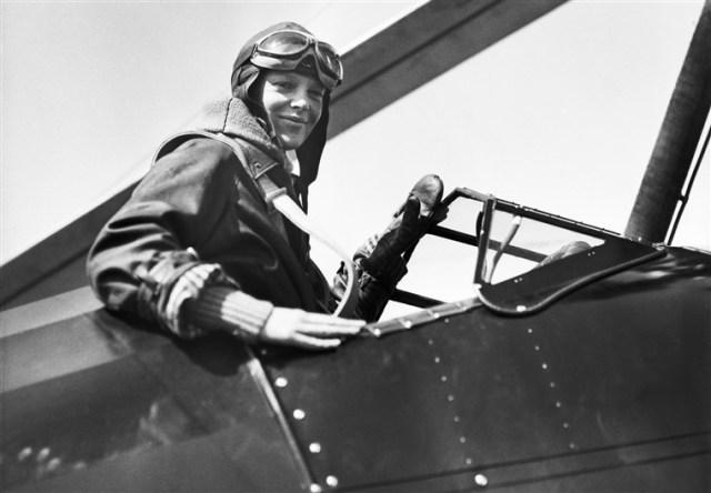 2 - Amelia Earhart NBC News