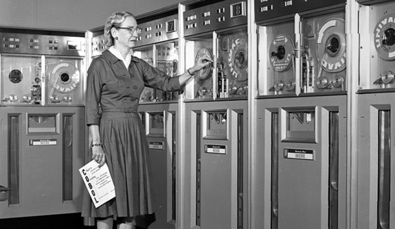 3 - Grace Hopper Yale University