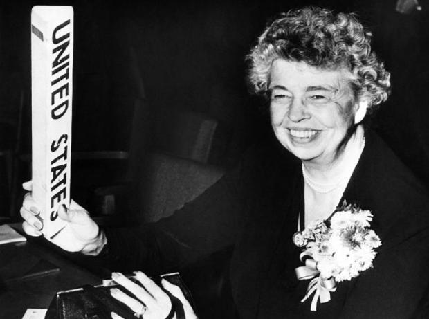 7 - Eleanor Roosevelt NPR