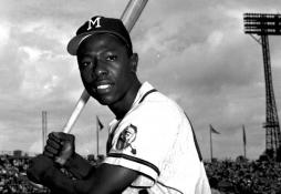 Hank Aaron-Baseball Hall of Fame