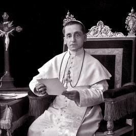 Pope-Benedict-XV-St Bede Studio