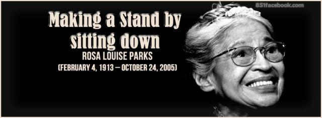 Rosa Parks - Sutori