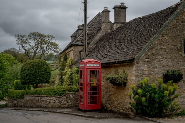 Upper Slaughter NYTimes
